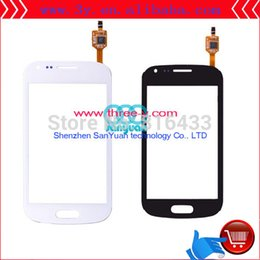 Wholesale Galaxy Trend 7562 - Wholesale-Digitizer Touch Screen display replacement For Samsung Galaxy Trend Duos S7562 gt s7560 S7562 7562