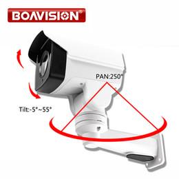 Wholesale Hd Outdoor Security Cameras Ptz - New Model 1080p Full-HD TVI Bullet PTZ Camera 2MP 30m IR night Vision IP66 Outdoor CCTV Mini PTZ Camera Security