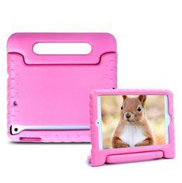 Wholesale Hot Sale Tablet Cover - Hot Sale Cartoon EVA Foam innocuous material Children Shockproof Protective Case Cover for Tablet Portable case