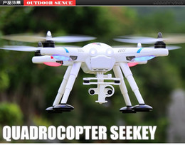 Wholesale dji gps - WLtoys V303 Headless Seeker Quadrocopter 2.4GHz 4-CH FPV GPS RC Quadcopter UFO Model vs DJI Phantom