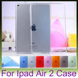Wholesale Ipad Mini Hard Clear Case - Hot sale!Transparent Crystal Clear Cover Skin Case Hard after the shell for apple Air2 Air 2 mini 4 3 2 1 mini4