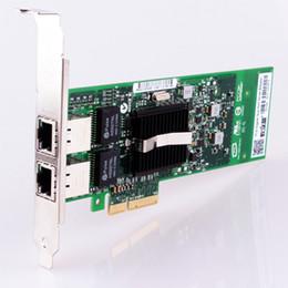 Wholesale Driver Software - Wholesale- Inte 82576EB Diskless Server Routing Software ROS ESXI5 PCI Express Network Card PCI-E Adapter 2 Gigabit Lan Por Ethernet Driver