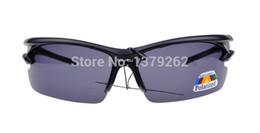 Wholesale Tac Lens - Wholesale-UV resistant TAC polarized lens cycling eyewear windproof bike polarizer sun glasses outdoor sport PC polarizing bicycle goggles