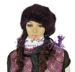 Wholesale Genuine Mink Hat - Wholesale-HM037 Free shipping real mink fur caps genuine mink fur hats for womens