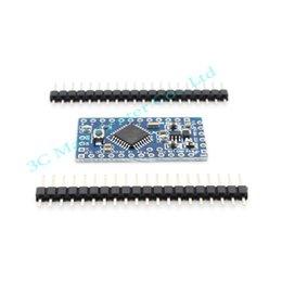 Wholesale Pro Mini Module Atmega328 - Wholesale-New Atmega328 5v Version Pro Mini Module 16M For Arduino Compatible