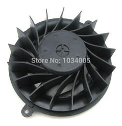 Wholesale Fans Parts - 17 Blades Internal Cooling Fan for ps3 slim repair parts