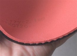 Wholesale Table For Pingpong - Free Shipping T64 Table tennis rubber T 64 05820 PingPong rubbers 2.1mm Red Sponge for Ping Pong Blade Rackets Bat