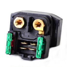 Wholesale Starter Relay Solenoid - 4YR-81940-00-00, 4YR-81940-02-00, 5JW-81940-00 Starter Solenoid Relay fit for Yamaha YFM 660 400 Wolverine 450 Bruin 350
