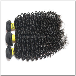 Wholesale Real Curls - Human Mongolian Real Hair Weave jerry curly 3pcs bundles unprocessed jerry curl human hair weave hair fast delivery
