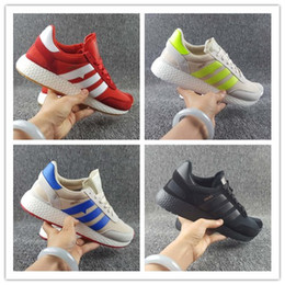 Wholesale Real Discount - 2017 hot sale Discount Iniki Runner Boost Running Shoes Real Top Quality Boost Original Iniki Runner Men Womens Sneaker Shoes