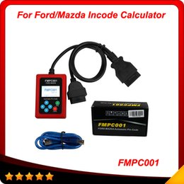 Wholesale Mazda Incode - Free Shipping New FMPC001 for Ford Mazda Incode Calculator FMPC001 Pincode Caculator Incode Diagnostic Tool