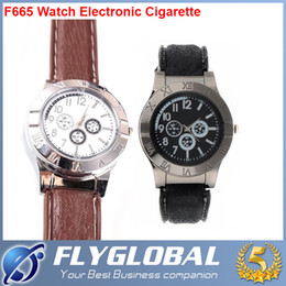 Wholesale Newest Electronic Watch - 2016 Newest F665 Men's watch USB charging lighter windproof creative personality electronic cigarette lighter for retail box free dhl