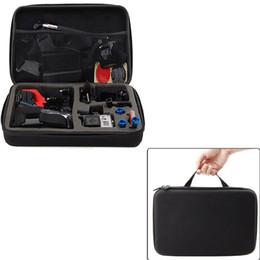 Wholesale Cameras Case For Sale - Hot Sale Large Size GoPro EVA Travel Storage Collection Bag Case Shockproof Protective Camera Box For Go Pro Hero 4 3 + 3 2 1