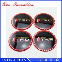 Wholesale Motorcycle Hub - Motorcycle Car Carbon Fiber Sticker Reflective Wheel Hub Tire Rims Wheel Cover Sticker