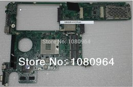 Wholesale Laptop Motherboard Graphics Chip - Wholesale-for lenovo y560 laptop motherboard DAKL3AMB8E0 for intel cpu with 4 video chips non-integrated graphics card free shipping