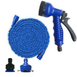 Сопло для шланга онлайн-lexible расширяемый шланг для воды трубы сад автомойка Jet распылитель форсунка