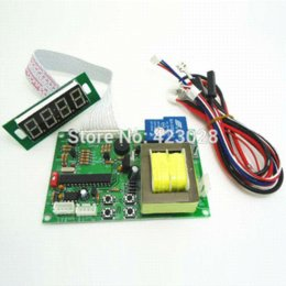 Wholesale Power Supply 16 - Arcade game JY-16 220V coin operated Timer board, Timer Control Board, Power Supply for coin acceptor free shipping