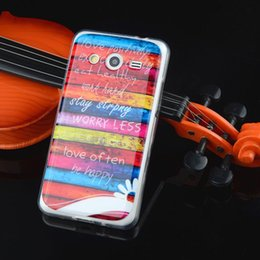 Wholesale Galaxy Advance Silicone - Wholesale-Fashion Soft TPU Silicone Case With Owl Tower Flag Soft Plastic Cover For Samsung Galaxy Star Advance G350e 2 Plus Phone Case