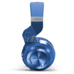 Wholesale Blue Stream - Bluedio T2(shooting Brake) Wireless Bluetooth 4.1 Stereo Headphones Built-in Mic Handsfree for Mobile Calls and Music Streaming