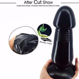 Wholesale Sex Toys Shop Vagina - FAAK anal dildo anal plug big dildo huge butt plug stopper large anal expansion sex toys vagina G spot stimulate sex shop