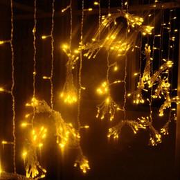Wholesale Cheap Led String Lights - 2015 New wholesale cheap Free Shipping 5*3M 500pcs LED curtain light Christmas wedding party hotel decoration,led string tree light