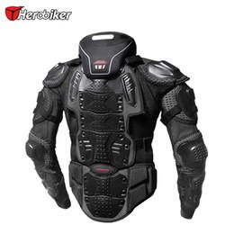 Добавить куртки онлайн-HEROBIKER мотоцикл броня куртка мотокросс гонки езда Offroad защитное снаряжение телохранители спорта на открытом воздухе добавить шеи Prodector