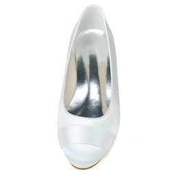 Wholesale Pink Ribbon Shoes - Fashion Women Wedding Shoes Candy Color Patent PU Shoes Woman Flats New 2015 Satin Princess Shoes For Casual 9872-17