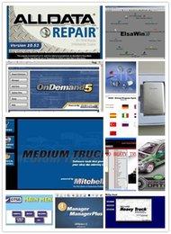 Wholesale Mitchell Medium Truck - alldata 10.53 +medium truck heavy truck + mitchell ondemand +manager puls + vivid workshop + 48in1 hdd 1tb auto software