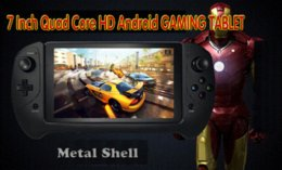 Wholesale Android Tablet Rk3188 - Handheld Game Players ipega PG-9701 Gaming Tablet PC with Game Controller Quad Core RK3188 2GB DDR3 16GB Android System