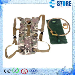 Wholesale Tpu Water Bladder - 2.5L TPU Hydration gear System Back pack Water Bag with Bladder 4 colors for Hiking Camping,M