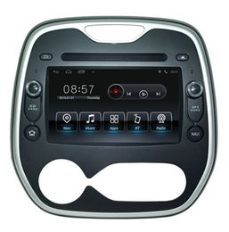 Wholesale Renault Navigation Car - Android 5.1 Car DVD Player for Renault Captur 2013-2015 with GPS Navigation Radio Bluetooth USB SD AUX WiFi 3G Audio Video Stereo