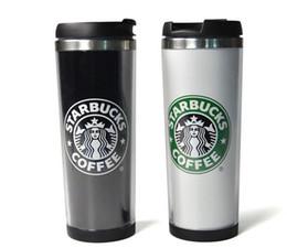 starbucks de acero inoxidable Rebajas Starbucks Cups Styles Taza de acero inoxidable Tazas flexibles Taza de café Taza Tazas de viaje de té Tazas de té Tazas de vino