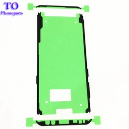 Wholesale Screen Adhesive - Frame Adhesive Tape for Samsung Galaxy S8 Plus G955 LCD Screen Bezel Housing Dual Adhesive Sticker for Samsung S8 G950 g950F