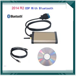 Wholesale Compact Diagnostic Partner - Wholesale-New 2014 02 R2 CDP Pro For AUT0C0M CDP Pro Plus for cars & trucks(Compact Diagnostic Partner ) Car diagnostic tool scanner