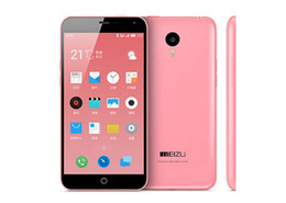 2019 telefon tri sim Ursprünglicher MEIZU M1 Hinweis 4G LTE-Handy 5.5Inch IPS-Bildschirm 2G RAM 32G ROM 5.0 + 13.0MP Kamera Android entriegelt Telefone