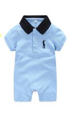 Wholesale Cartoon Baby Boy Clothes - Fashion Newborn Baby Ropmer Cartoon Car Long Sleeve Baby Boy Girl Clothes 100% Cotton Sleepwear Baby Rompers Free ship