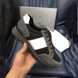 Wholesale Close Image - 2017 new fashion high quality of cool shoes brand designer leather lace-up casual flats image color free shipping