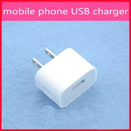 Wholesale Cheap Iphone Mobile Charger - phone wall charger cheap 5V 1.5A Home Wall Charger US AC Travel USB Adapter mobile phone accessories DHL free