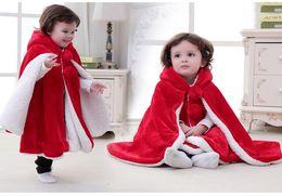 Плащ младенца зима чистый хлопок детей накидки и куртки теплый платок утолщение девочки / мальчик плащ горячей продажи от Поставщики желтый болеро