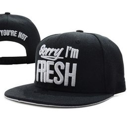 Wholesale Im Fresh Snapback - Wholesale-2015 New arrival Sorry Im Fresh brand Snapback hat men women most popular high quality summer sports baseball caps free shipping