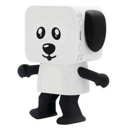 Wholesale Multi Speaker - 2018 Mini Bluetooth Speaker Smart Dancing Dog toy Speakers New Multi Portable Bluetooth Speakers Loudspeaker Creative Gift toys