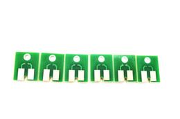 Chip de reinicio de impresora online-6 piezas / lote; Chip de reinicio automático (chip permanente) para Roland LEJ-640; LEC-540; reemplazo de cartucho de tinta de impresora de inyección de tinta LEC-330