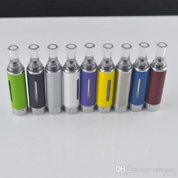 Wholesale Bottom Coil Evod Mt3 Clearomizer - MT3 Clearomizer eVod BCC mt3 atomizers 2.4ml Bottom Coil Tank Cartomizer for EGO EGO-C EGO-W EGO-T Series E-Cigarette e cig Colorful