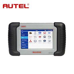 Wholesale Key Programmer Scan - AUTEL MaxiDAS DS708 Automotive Diagnosis Analysis System Diagnostic Tools Multi-Language functional Diagnostic Scan Update Online