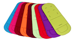 Wholesale Liners Pads - Child Car Seat Cushion Pushchair,Liner Padding Pram Baby Kids Stroller Cushion,7 Optional Color,New Stroller Cushion Pad