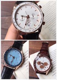 Wholesale Blue Sapphire Round Gem - AAA men's wear, women's clothing, stainless steel quartz automatic watch, stopwatch luxury watch brand relogies men relojes best gift OMJ..