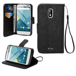 G portefeuille plus en Ligne-Nouvelle arrivée PU portefeuille en cuir avec fente pour carte durable cas de téléphone portable pour BLU Studio G Plus