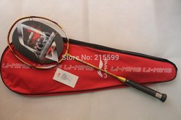 Wholesale End Line - N90-2 lining badminton rackets . woods N90ii high-end nano carbon badminton racquet . free shipment