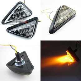 Wholesale Car Real Lamp - 2016 Real Sale Ktm Exc Motorcycle Headlight Motorcycle Led Turn Signal Modification Accessories Car Lamp Assembly Cbr600 Cbr1000