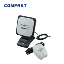 Wholesale Sinmax Usb Wireless - High power wifi usb adapter Sinmax SI-7300NA sky wireless antenna signal long range wifi adapter usb wireless wifi adapter